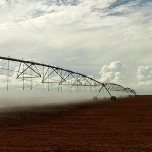 Bewässerung in Brasilien. Image credit: © Peter Caton / WWF