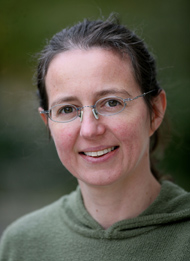 Fabienne Chevance, research assistant professor. Photo Credit: Tom Vickers