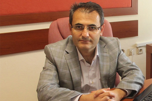 Halit Yanikkaya, a graduate of UD's economics doctoral program, is a leading economist in Turkey who continues to collaborate with his professors. Image credit: University of Delaware