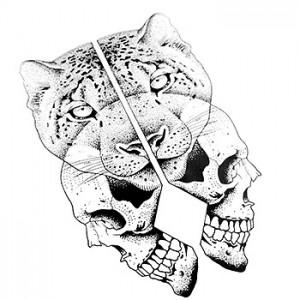 Eines der Tattoo-Motive. Image credit: © WWF Russland / Friends Agency
