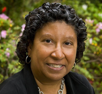 Vickie Mays. Image credit: Reed Hutchinson/UCLA