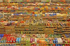 Der Einkauf im Supermarkt soll für Konsumenten einfacher werden, besonders für Menschen mit Allergien und Unverträglichkeiten. Photo credit: Lyza (Source: Flickr)