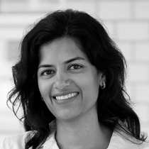 Manisha Shah, assistant professor of public policy at the UCLA Luskin School of Public Affairs. Photo credit: UCLA
