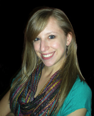 Laura Cacciamani just completed her doctorate in psychology at the University of Arizona. Image credit: University of Arizona