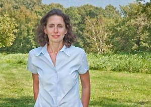 Elizabeth Kolbert. Photo credit: Yale University