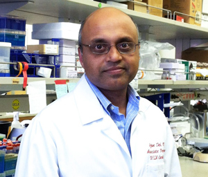 Dr. Arjun Deb. Image credit: University of California