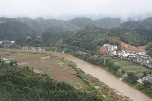 Eine neue Studie zeigt, dass diese Abholzung, einen Verlust der Artenvielfalt in angrenzenden Fließgewässern zur Folge haben kann. Image credit: © M. Kuemmerlen