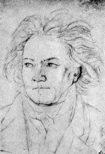 Ludwig van Beethoven. Image source: commons.Wikimedia
