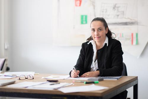 Prof. Heike Klussmann (Foto credit: Blafield/Uni Kassel)