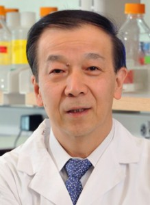Prof. Yusuke Nakamura, an author of the study and deputy director of the University's Center for Personalized Therapeutics. Image courtesy of The University of Chicago Medicine