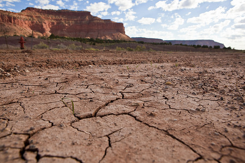 Drought in Utah. Image credit: Anthony Quintano (Source: Flickr, CC BY 2.0)
