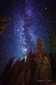 Bärbel S.: 'jeder Stern am Himmel steht für ein glückliches Jahr mit dir zusammen und je heller dieser Stern funkelt umso schöner wird diese gemeinsame Zeit…..'Image credit: jason jenkins (Source: Flickr)