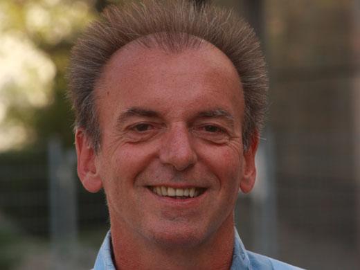 ERC-Preisträger und Meeresbiologe Gerhard J. Herndl (Image copyright: Thomas Griessler).