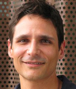 Samuel Campos. Image credit: University of Arizona