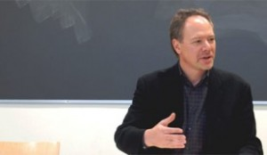 Steven B. Smith, the Alfred Cowles Professor of Government and Philosophy. Image credit: Yale University