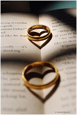 Bärbel: 'du bist eben die Frau die ich liebe und mit der ich alt werden will'. (Image credit: Vaishak Suresh, Source: Flickr)