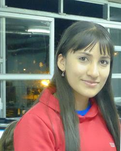 Diana Carolina Torres Viasus. Image credit: Microsoft