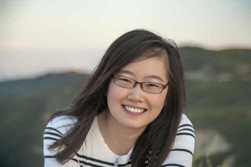 Former UCLA doctoral student Jessica Wang. Image courtesy of Jessica Wang