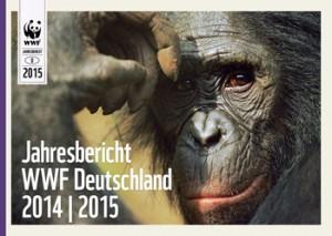 WWF-Jahresbericht 2014/2015. Image credit: WWF