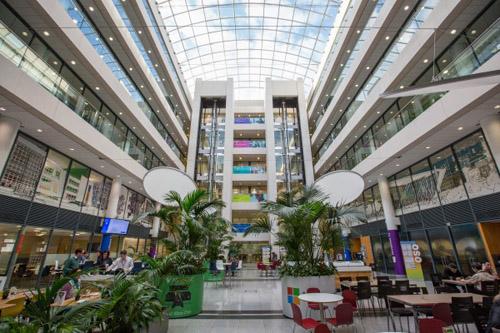 Microsoft Dublin office (Photo by Naoise Culhane)
