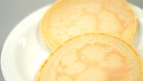 Pancakes (Image courtesy of Rob Eagle, UCL)