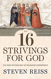 The 16 Strivings for God. Photo credit: Ohio State University