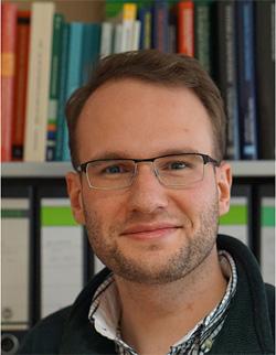 Dr. Stephan Bruns erhalten. Image credit: Universität Kassel
