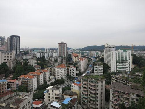 Guangzhou (Photo by Ronnen Levinson/Berkeley Lab)
