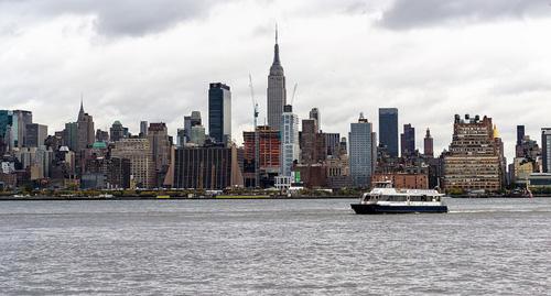 New York City - Manhattan Skyline. Photo credit: Diego Cambiaso (Source: Flickr)