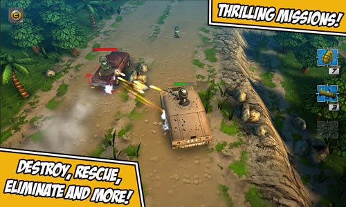 """Tiny Troopers 2: Special Ops"" by Game Troopers. Image credit: Microsoft"
