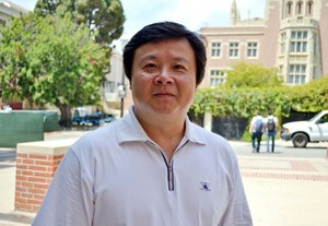 Xiaochun Li. Photo credit: UCLA