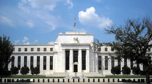 Federal Reserve Board Building, Washington. Photo credit: AgnosticPreachersKid (Source: Wikipedia)