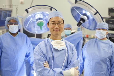 Dr. Michael Yeh, UCLA associate professor of surgery and medicine. Image credit: UCLA Health