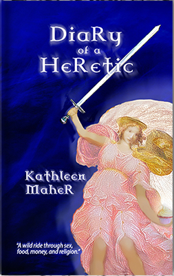 """Kathleen Maher: """"I know it's fiction! But it's also my life. Sometimes, my characters won't leave me alone."""""""