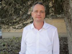Douglas Jones, associate professor of anthropology at the University of Utah. Photo credit: University of Utah