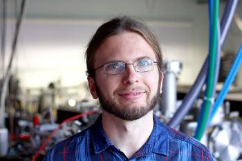 Dr. Arne Senftleben (Foto credit: Uni Kassel)