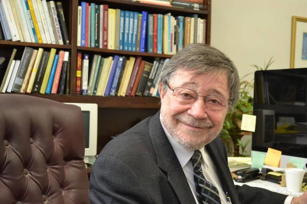 UCLA professor Judea Pearl. Image credit: UCLA Engineering