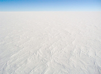 The Antarctic ice sheet. Image credit: Stephen Hudson (Source: Wikipedia)
