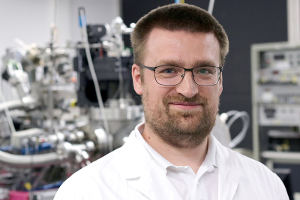 Dr. Gregor Hartmann. Image credit: Universität Kassel