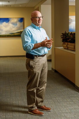 Stanton Honig, MD, urges men with fertility concerns to get their equipment checked out. Image credit: Yale University