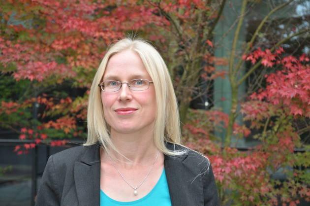 Prof. Dr. Sylvia Veit. Foto credit: Uni Kassel.