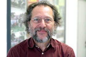 Prof. Dr. Wolfram Koepf (Foto credit: Uni Kassel)