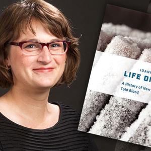 Joanna Radin. Image credit: Yale University