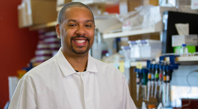 """Michael Johnson: """"If you think something, know why you think that — and be willing to learn."""" Photocredit: University of Arizona"""