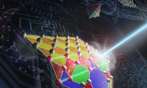 Innsbrucker Physiker haben ein Verfahren entwickelt, mit dem unterschiedlich kodierte Quantensysteme verbunden werden können. (Image credit: Uni Innsbruck/Harald Ritsch)
