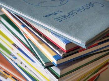 Viele Schulbuchtexte sind nur bedingt an die sprachliche Entwicklung von Schülerinnen und Schülern angepasst. Foto credit: Friedhelm Albrecht/Universität Tübingen
