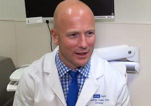 Dr. Jeffrey Veale. Photo credit: UCLA Health