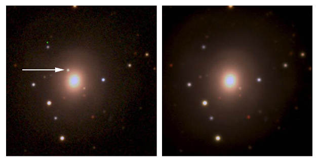 DECam image (Image credit: Fermilab)