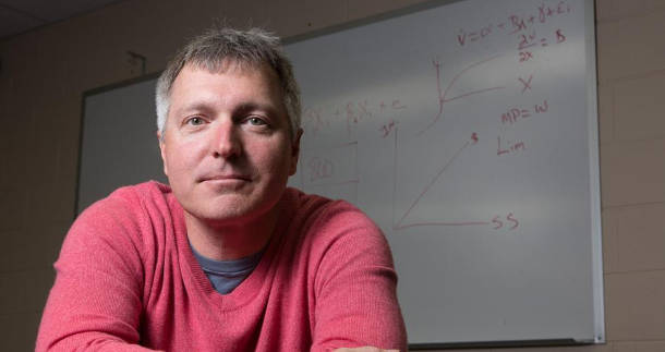 Prof. John List is co-author of a new paper recommending changes to the p-value standard. Photo by Jason Smith