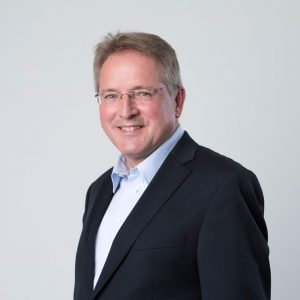Ernst Rauch, Chief Climate and Geo Scientist, Munich Re. Image credit: Microsoft